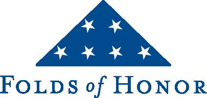folds of honor logo