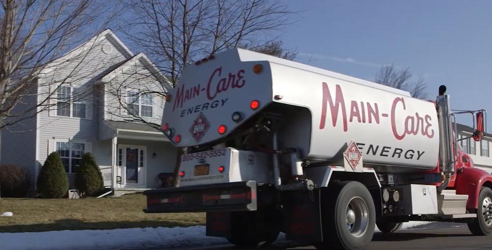 main care energy truck