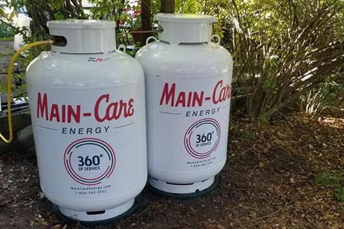 main care propane tanks